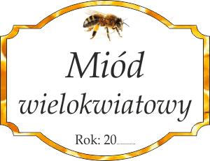 Etykiety Na Mi 243 D Wielokwiatowy Domowe Przepisy