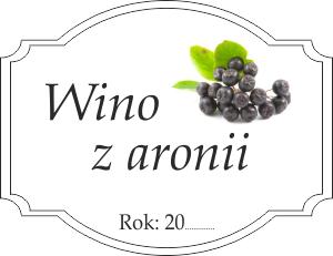 Etykiety Na Wino Z Aronii Domowe Przepisy